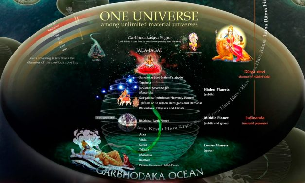 Seeing the Universe from the Vedic Perspective